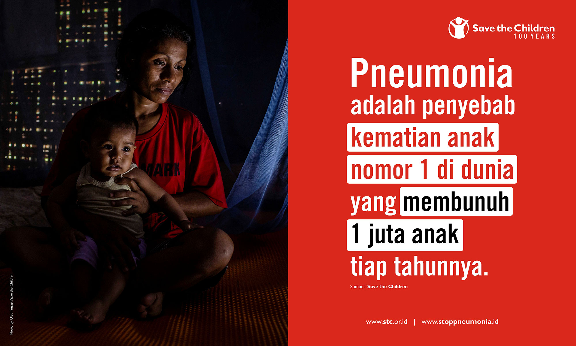 data pneumonia, pneumonia di indonesia, stop pneumonia