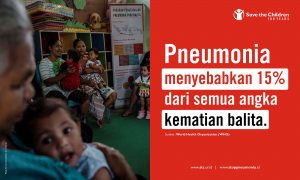 stop pneumonia di indonesia, pneumonia di indonesia
