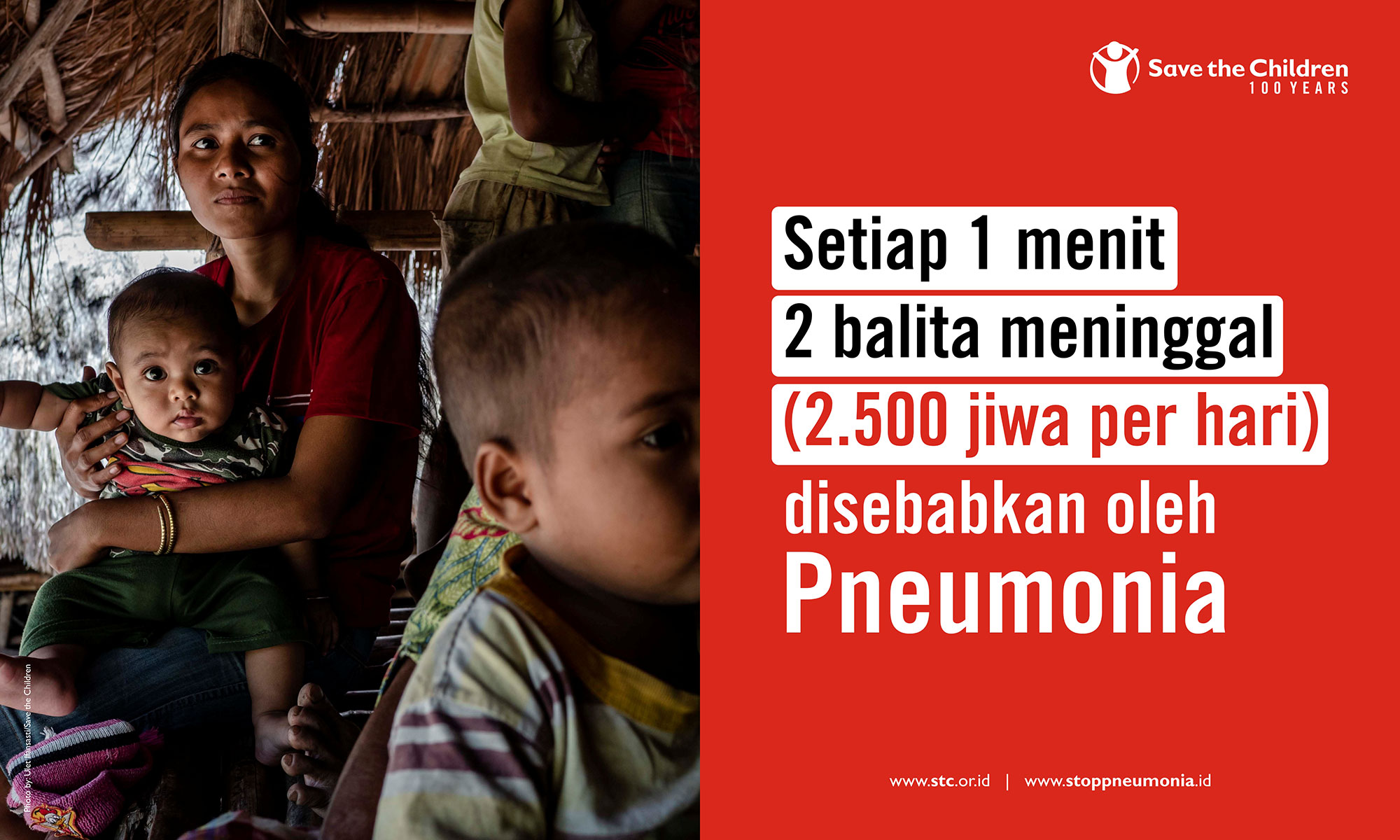 data pneumonia di indonesia, stop pneumonia indonesia, pneumonia id