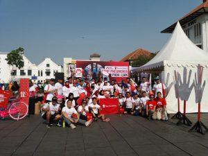 Komunitas Runner turut dukung kampanye STOP Pneumonia