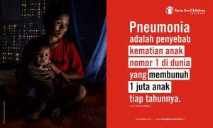 data pneumonia, pneumonia di indonesia, stop pneumonia